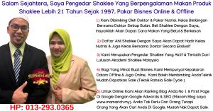 pengedar-stokis-agen-vivix-shaklee-malaysia-yang-berpengalaman