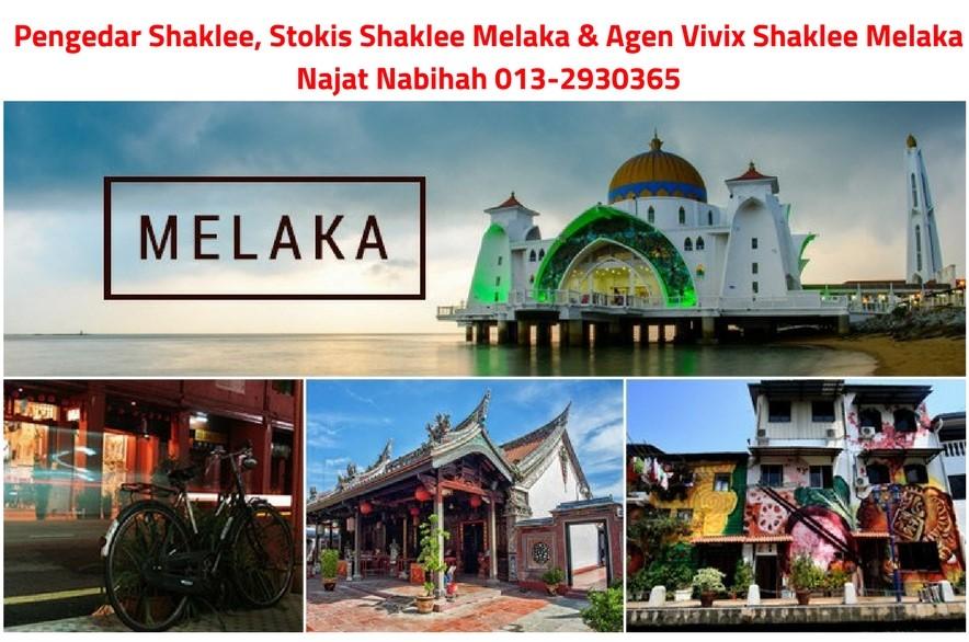 Pengedar Stokis Agen Shaklee Alor Gajah Masjid Tanah Melaka