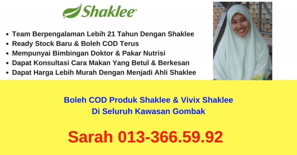 pengedar-stokis-produk-cawangan-branch-dealer-produk-vivix-shaklee-boleh-COD-gombak-selayang