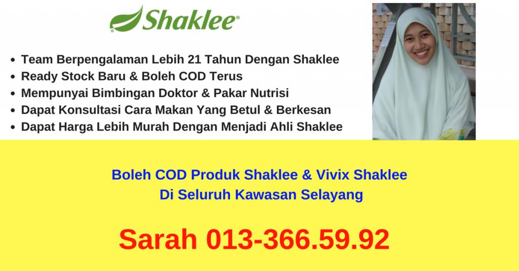 pengedar-stokis-produk-cawangan-branch-dealer-produk-vivix-shaklee-boleh-COD-selayang