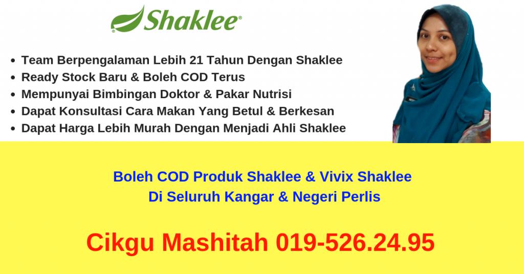 pengedar-stokis-agen-cawangan-branch-distributor-produk-vivix-shaklee-boleh-COD-kangar-negeri-perlis