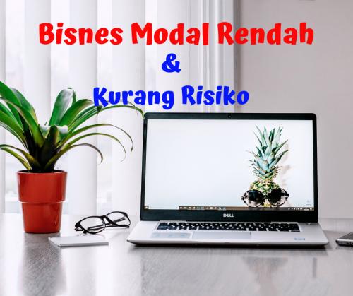 Bisnes Modal Rendah & Kurang Risiko