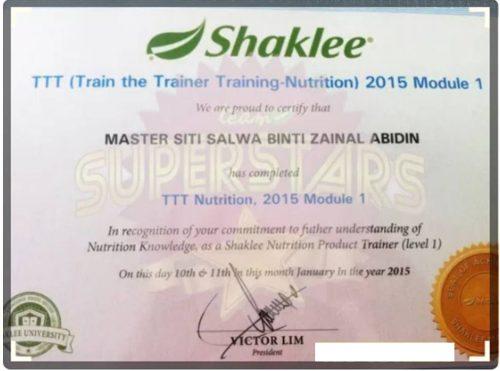 sijil-nutrisi-shaklee