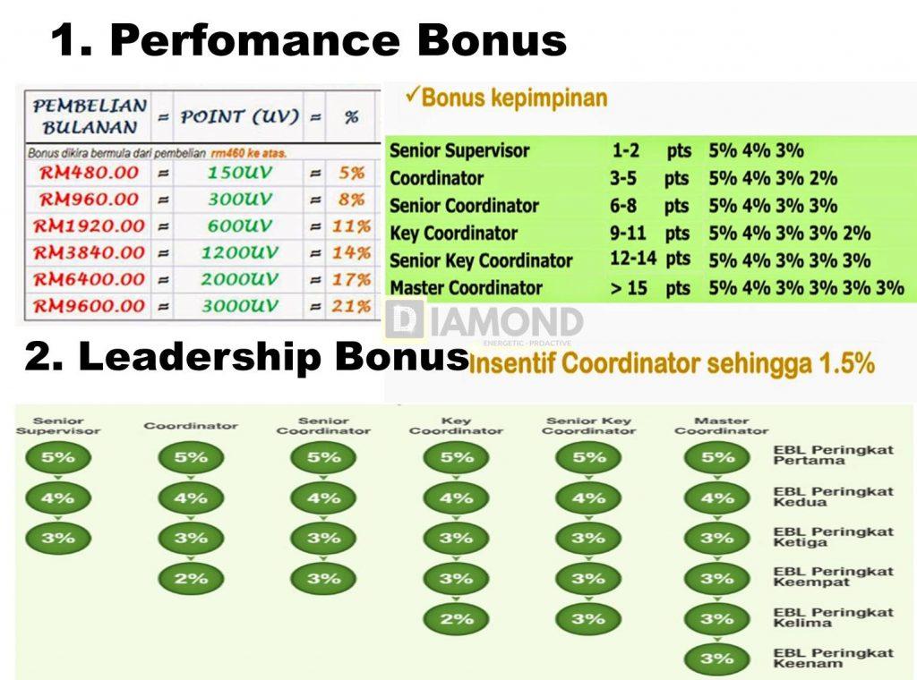 kiraan-semua-bonus-bisnes-shaklee-perfomance-bonus-leadership-bonus
